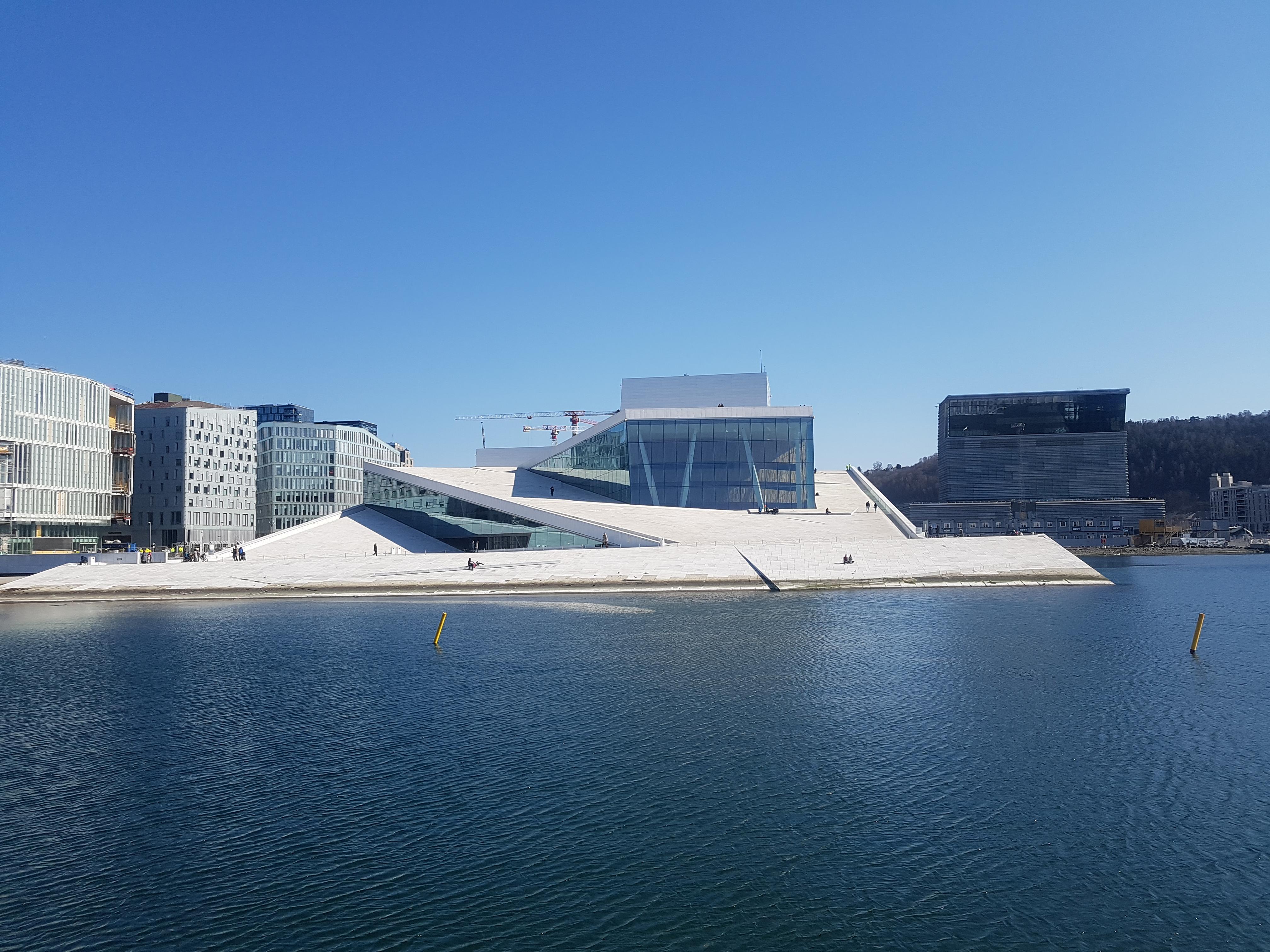 Opera. Oslo.